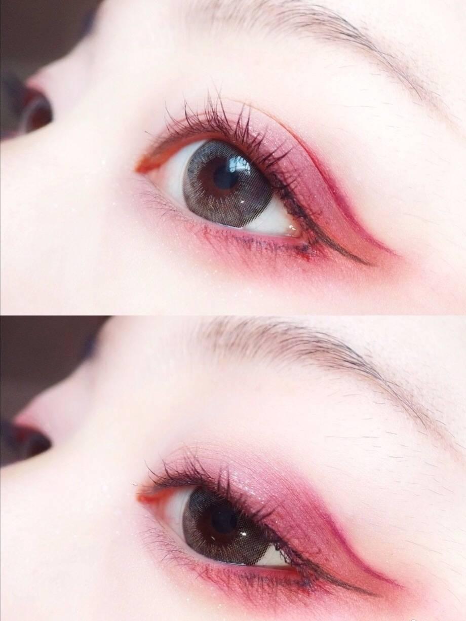 【汉服妆容】眼妆