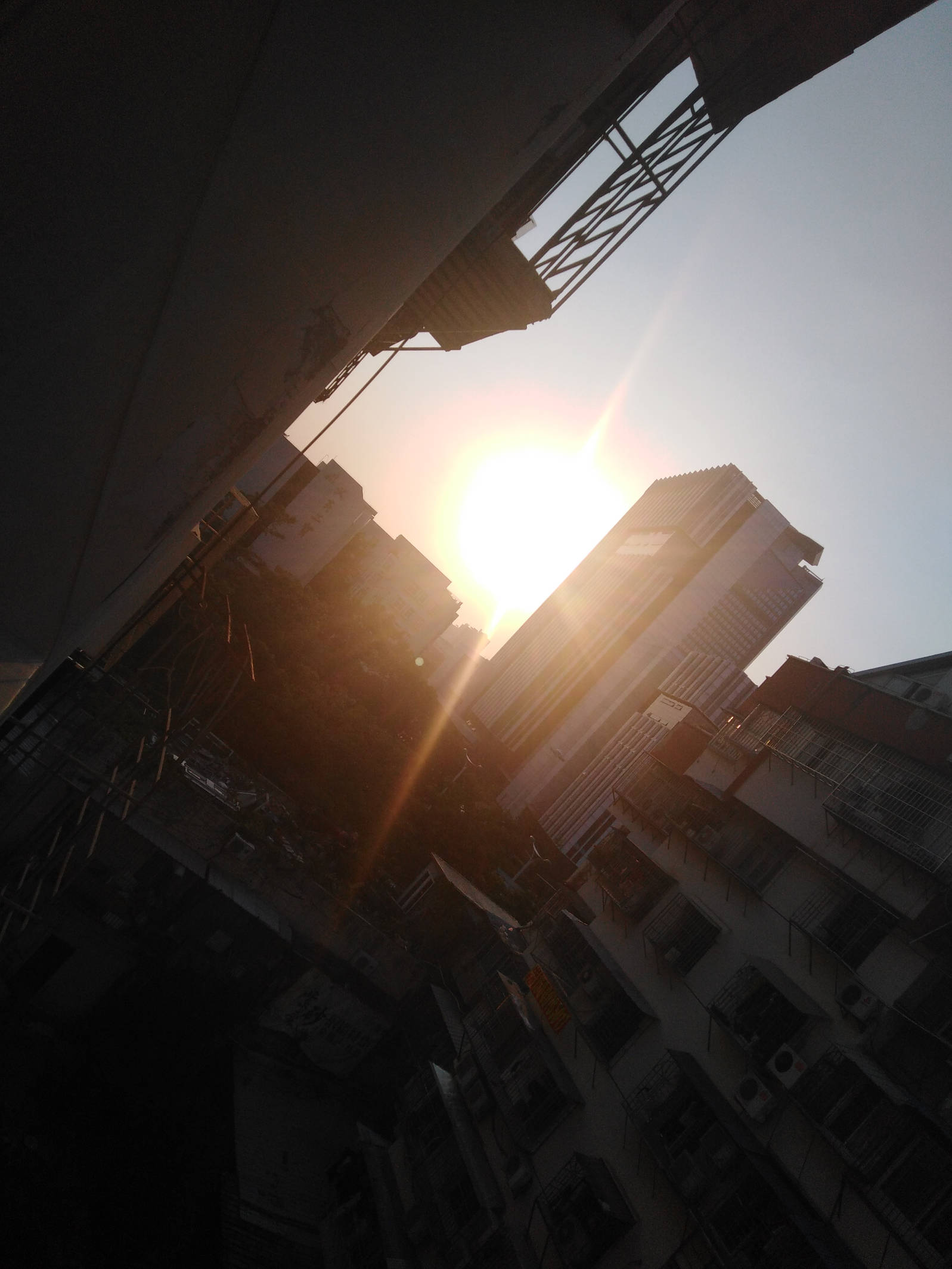 一个小太阳