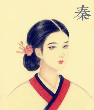 历代中国妇女发型的变迁